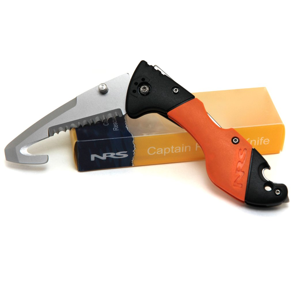 Captain Rescue Knife - NRS